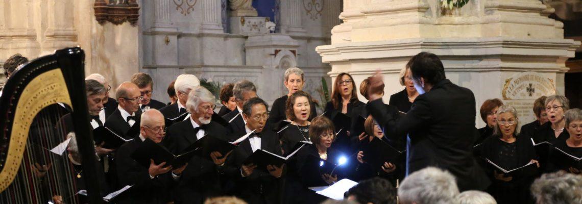 Concert Église ND-de-l'Assomption à Lambesc