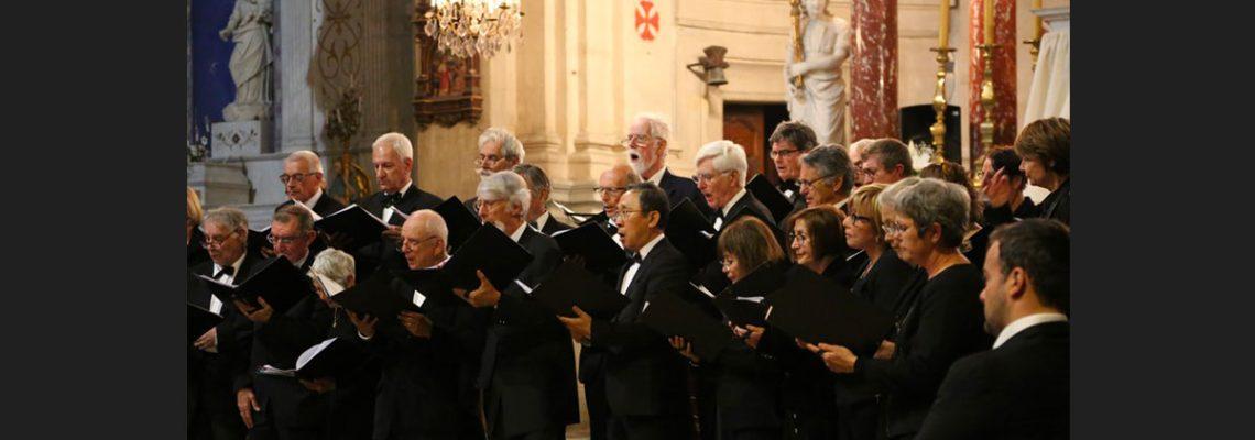 Concert Eglise du Saint Esprit