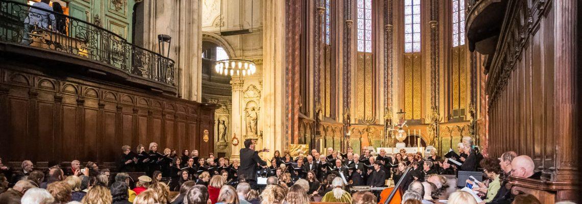 Concert Cathédrale St Sauveur Mars 2019 Aix en Provence